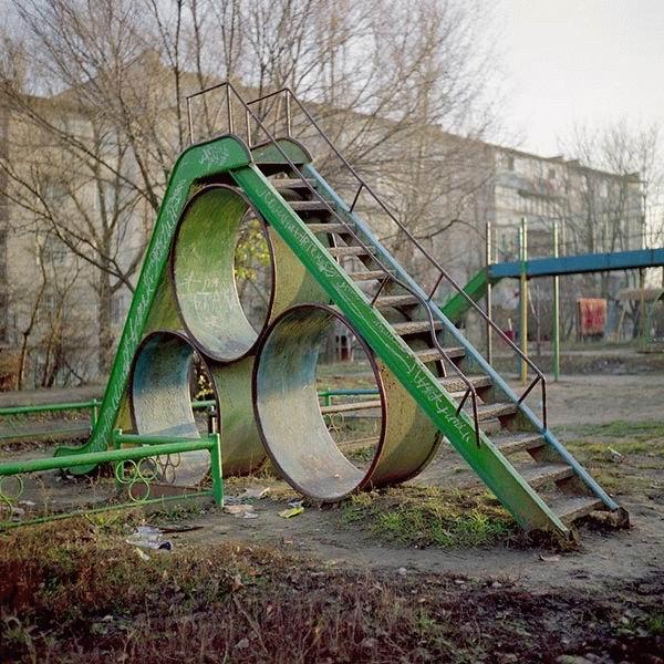 Russian winter slides 10