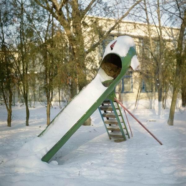 Russian winter slides 14