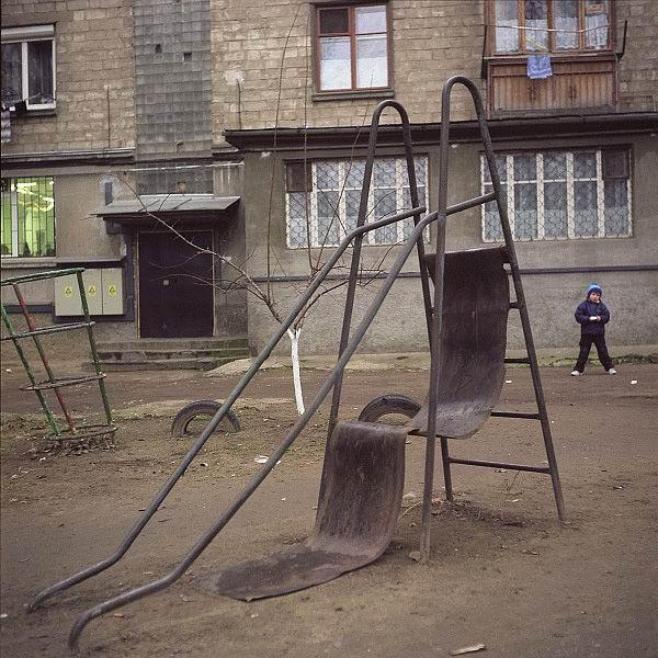 Russian winter slides 2