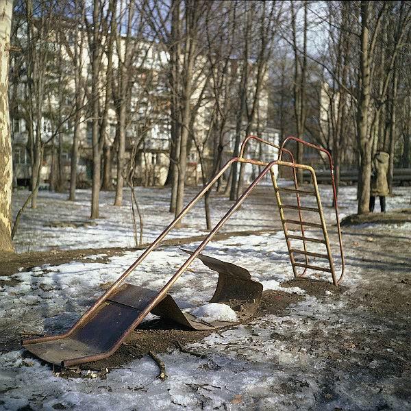 Russian winter slides 6