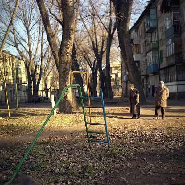 Russian winter slides 7