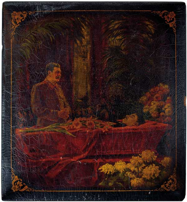 Russian lacquer boxes 2