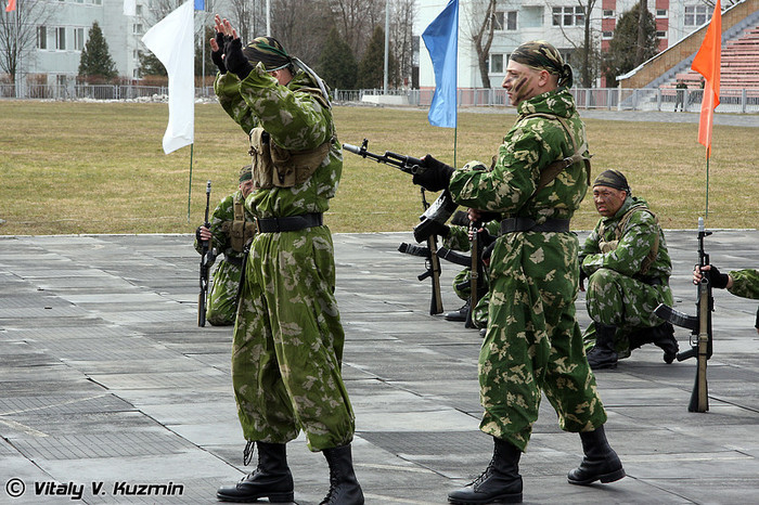 Russian soldiers 3