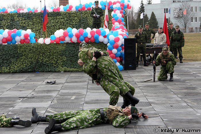 Russian soldiers 4