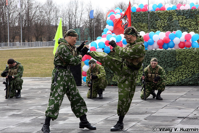 Russian soldiers 12