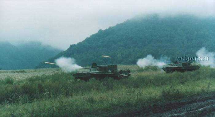 Russian soldiers in Chechnya 10