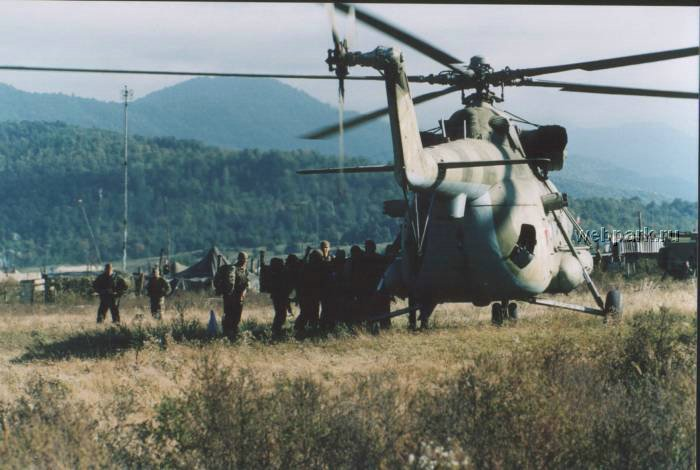 Russian soldiers in Chechnya 12