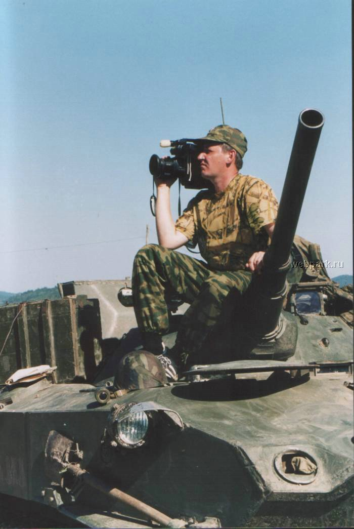 Russian soldiers in Chechnya 13