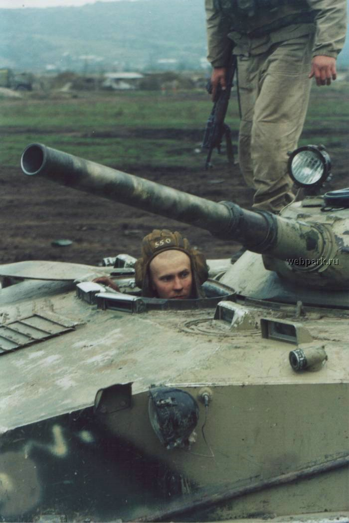 Russian soldiers in Chechnya 15