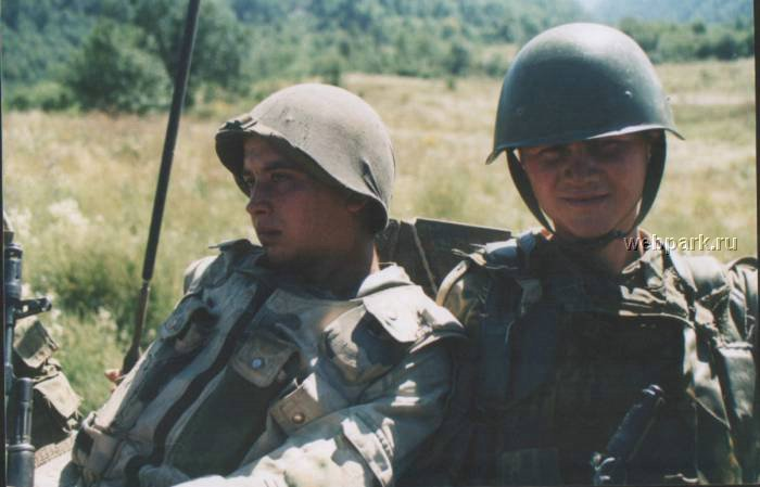 Russian soldiers in Chechnya 30