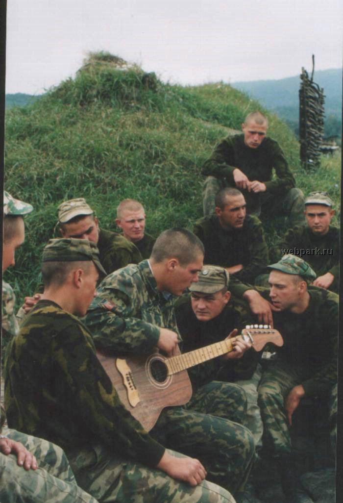Russian soldiers in Chechnya 46