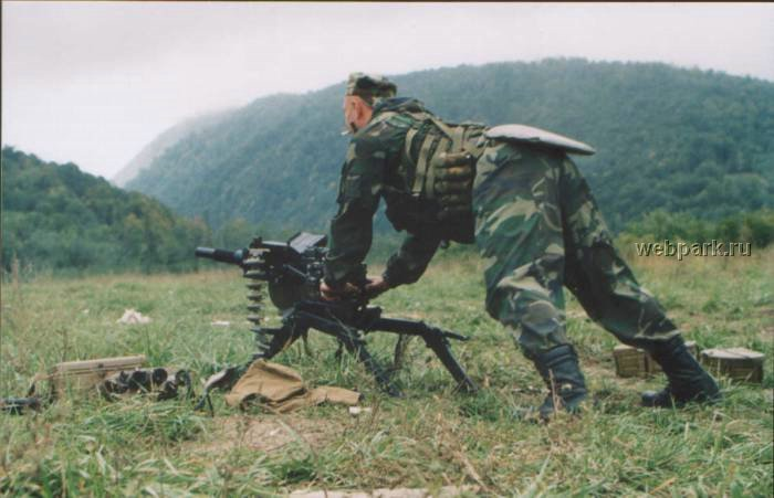 Russian soldiers in Chechnya 7
