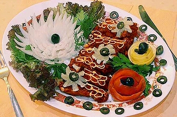 Some Russian Dishes 30