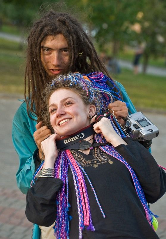 Some Strange People Met on Russian Streets 6