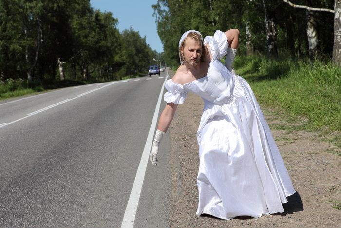 Some Strange People Met on Russian Streets 2 1