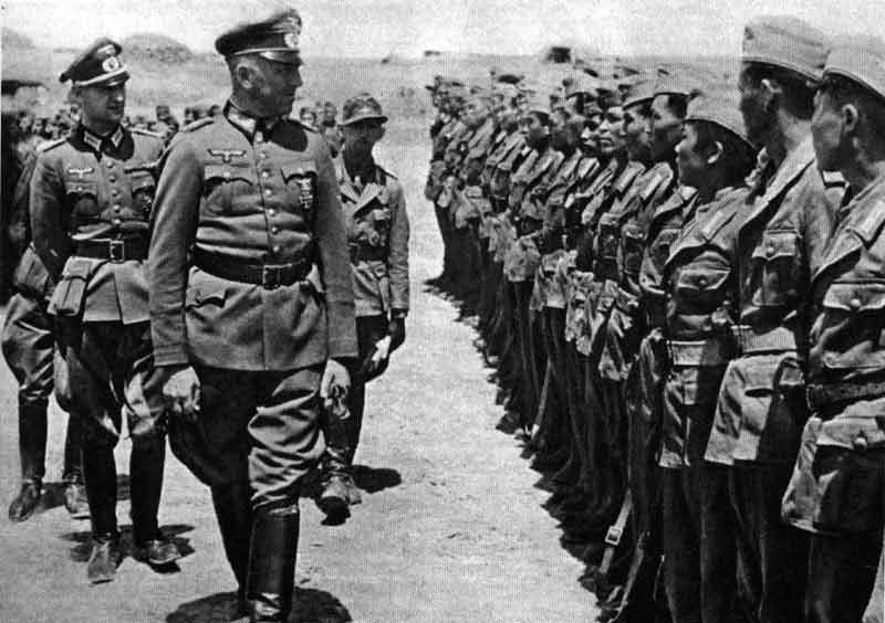 Jewish Soldiers in Hitler's Nazi Army