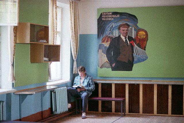 Soviet Street Ads 13