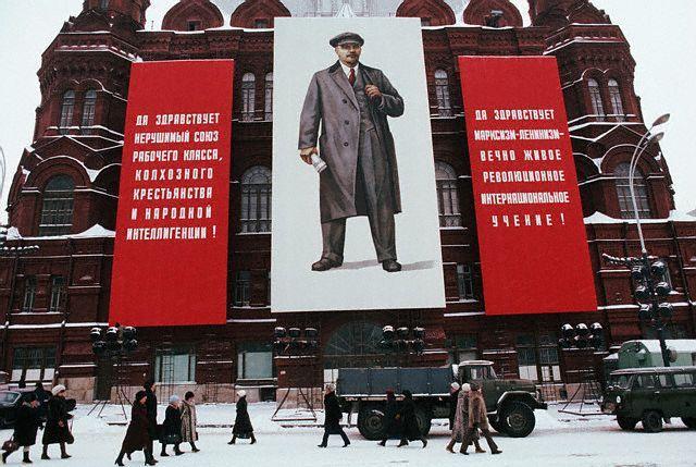 Soviet Street Ads 3
