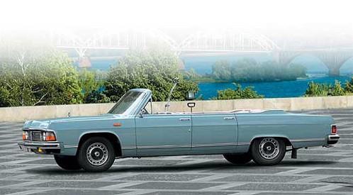 Russian cabrio cars 1