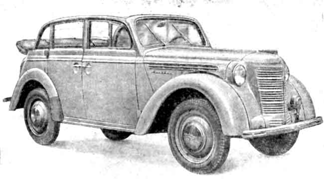 Russian cabrio cars 14