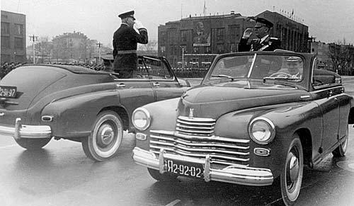 Russian cabrio cars 3