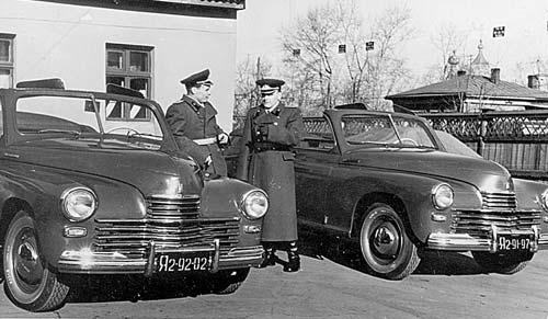 Russian cabrio cars 4