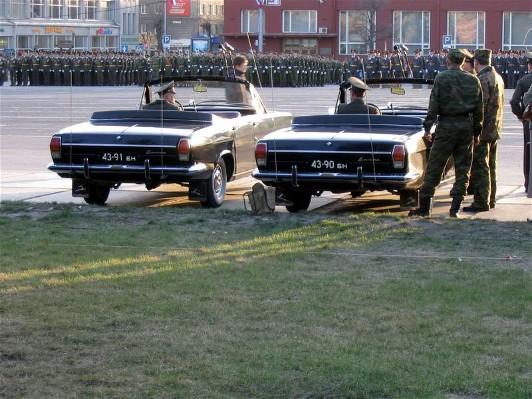 Russian cabrio cars 6