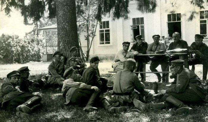 Russian Soviet Russia 1