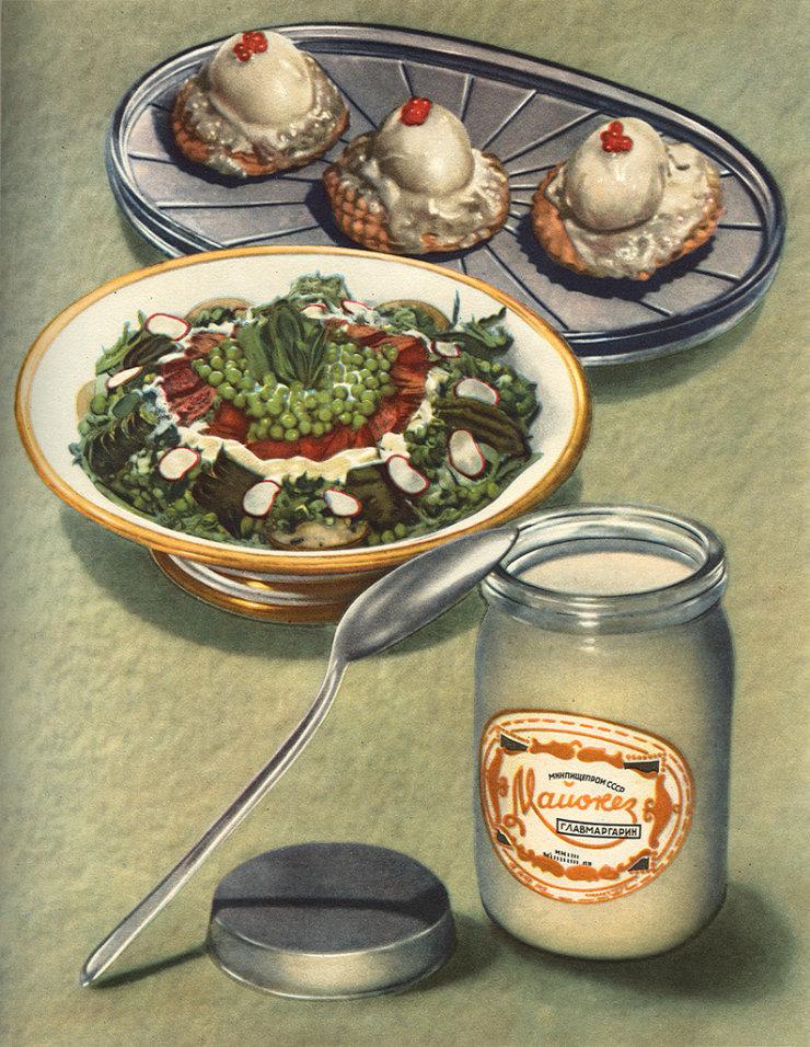Soviet Food Posters 1