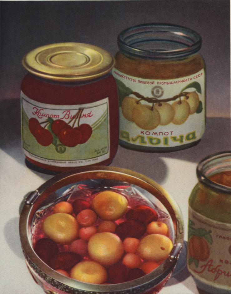 Soviet Food Posters 17