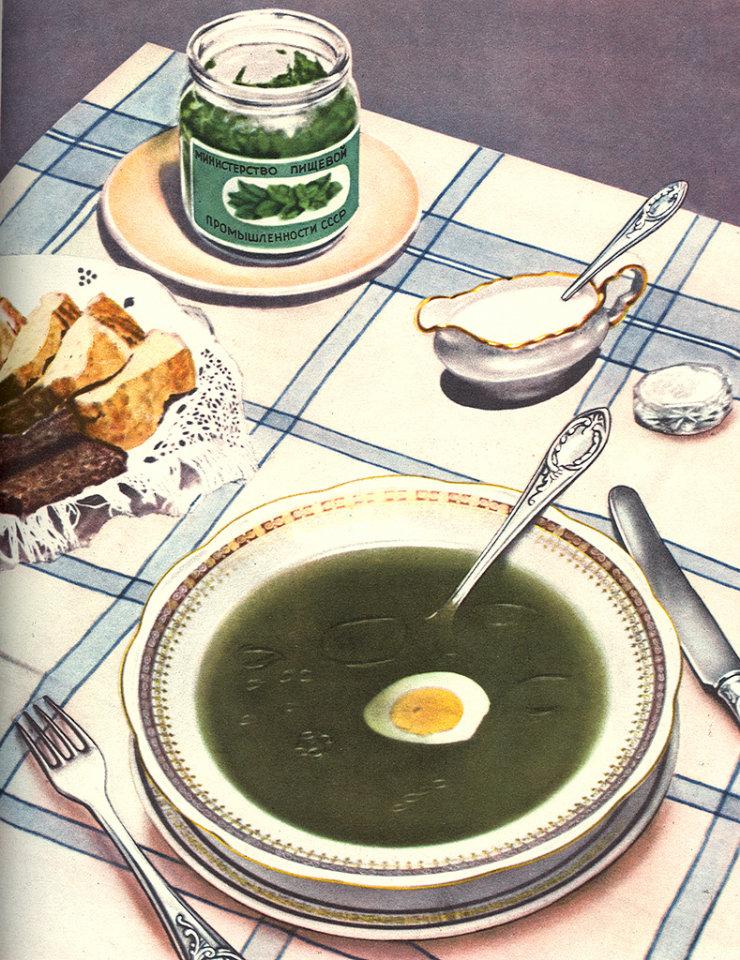 Soviet Food Posters 26