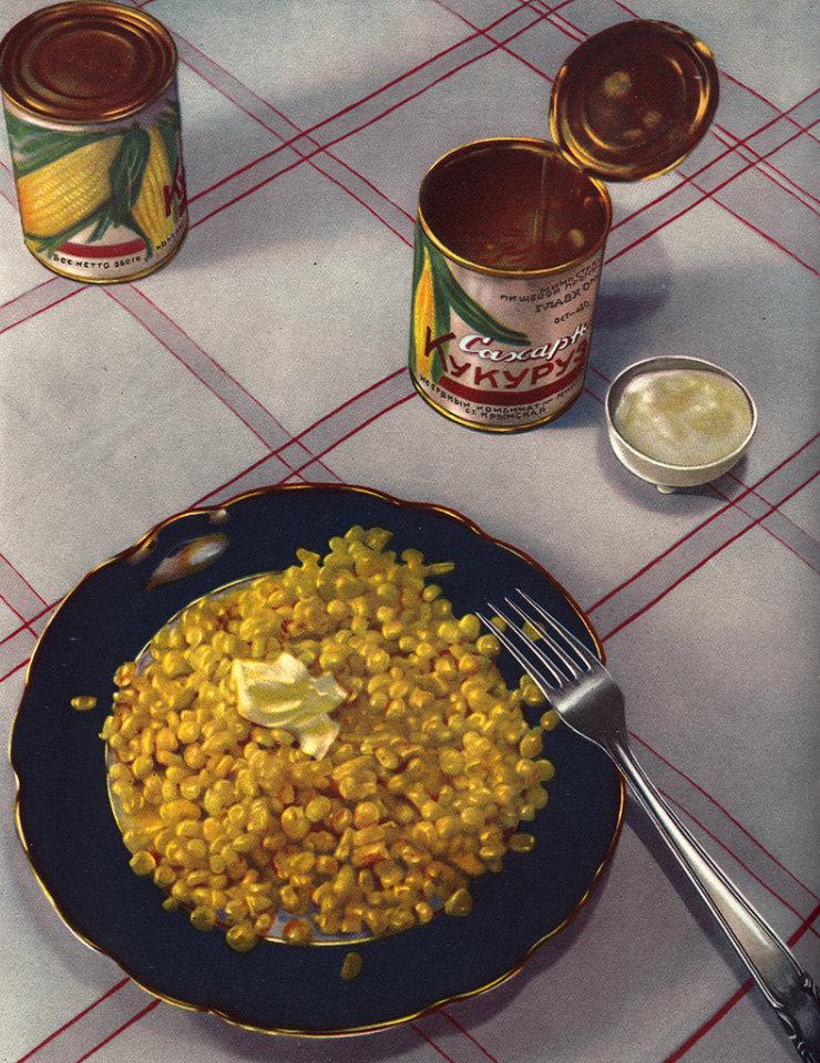 Soviet Food Posters 3