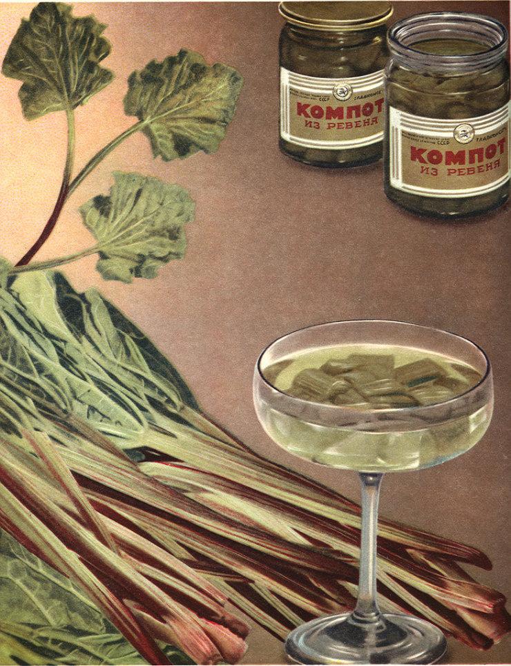 Soviet Food Posters 5