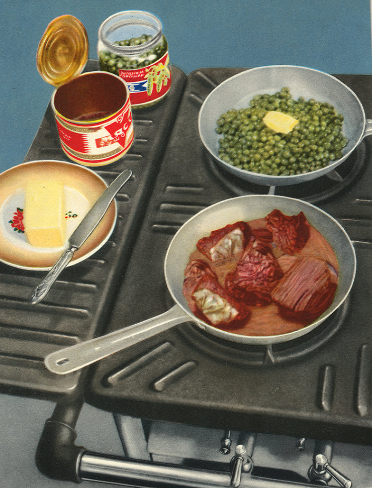 Soviet Food Posters 8