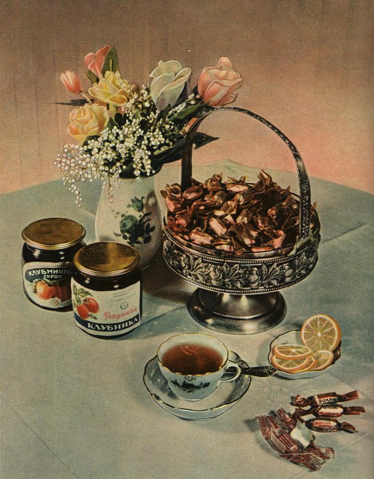 Soviet Food Posters 9