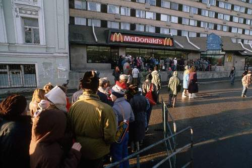 McDonalds in Russia 4