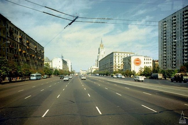Moscow, Russia, 1960 11