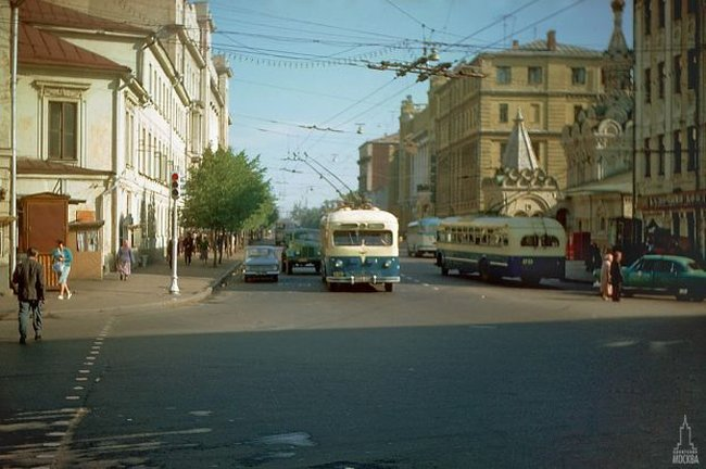 Moscow, Russia, 1960 15