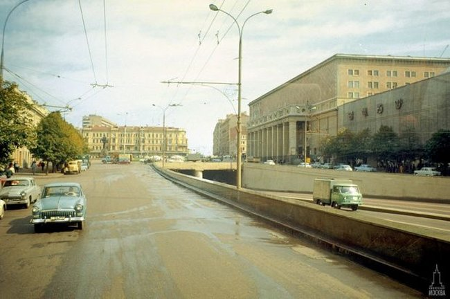 Moscow, Russia, 1960 19