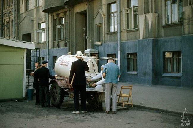 Moscow, Russia, 1960 20