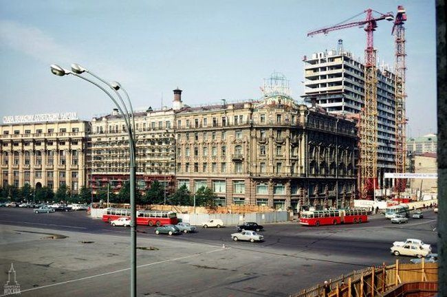 Moscow, Russia, 1960 3