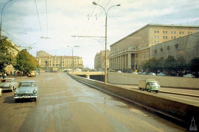 Moscow, Russia, 1960 36