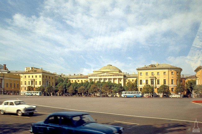 Moscow, Russia, 1960 39