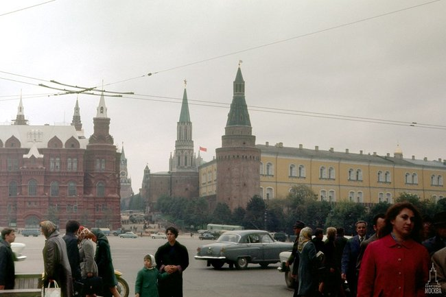 Moscow, Russia, 1960 49
