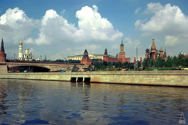 Moscow, Russia, 1960 62