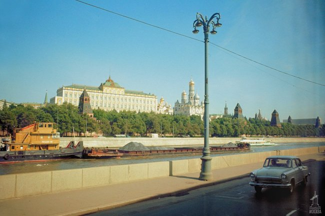 Moscow, Russia, 1960 65