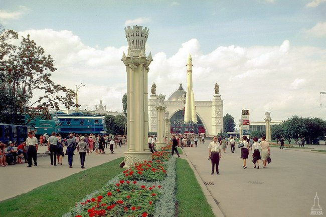 Moscow, Russia, 1960 88