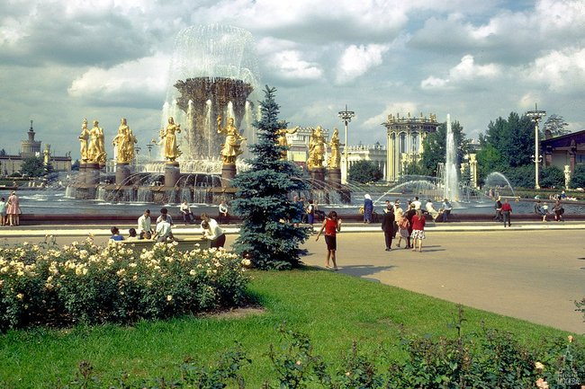 Moscow, Russia, 1960 89