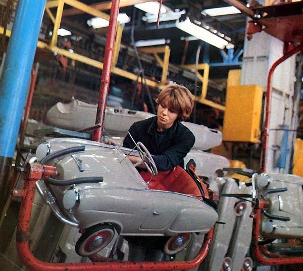 soviet pedal automobiles for children 10