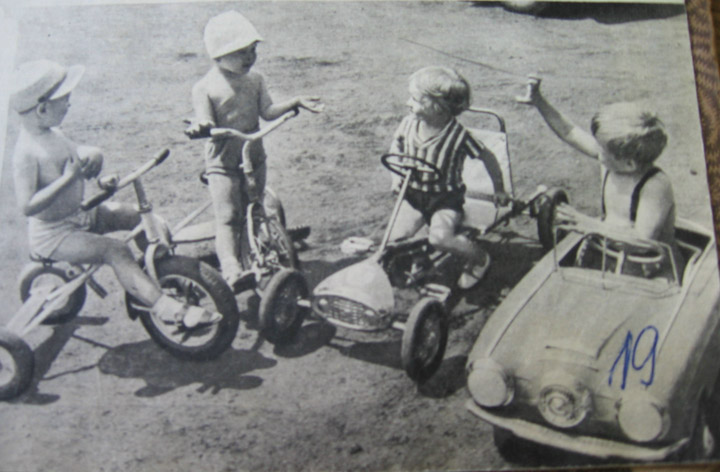 soviet pedal automobiles for children 17